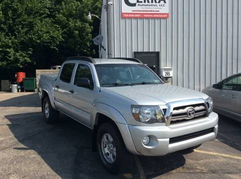 2009 Toyota Tacoma for sale at Cerra Automotive in Greensburg PA