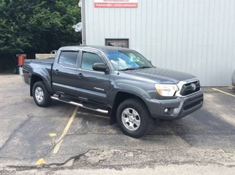 2012 Toyota Tacoma for sale at Cerra Automotive in Greensburg PA