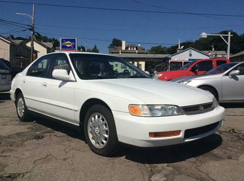1997 Honda Accord for sale at Cerra Automotive in Greensburg PA