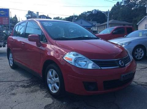 2007 Nissan Versa for sale at Cerra Automotive in Greensburg PA