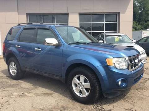 2009 Ford Escape for sale at Cerra Automotive in Greensburg PA