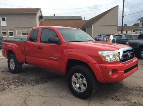 2006 Toyota Tacoma for sale at Cerra Automotive in Greensburg PA