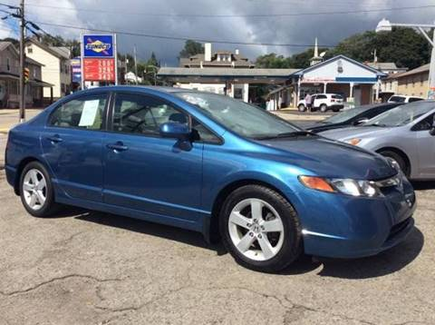 2006 Honda Civic for sale at Cerra Automotive in Greensburg PA