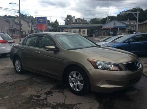 2008 Honda Accord for sale at Cerra Automotive in Greensburg PA