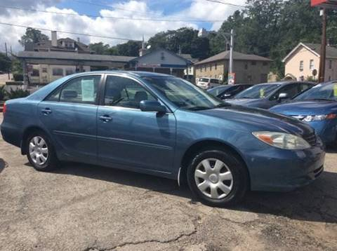 2003 Toyota Camry for sale in Greensburg PA