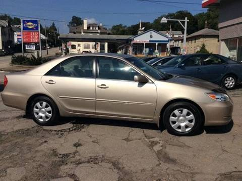 2004 Toyota Camry for sale at Cerra Automotive in Greensburg PA