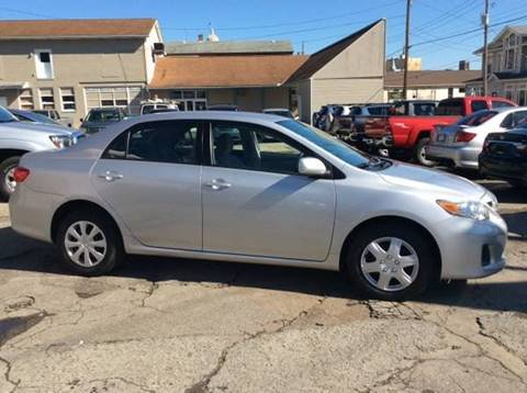 2011 Toyota Corolla for sale at Cerra Automotive in Greensburg PA