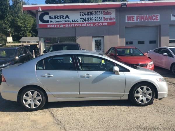 2009 Honda Civic For Sale At Cerra Automotive LLC In Greensburg PA