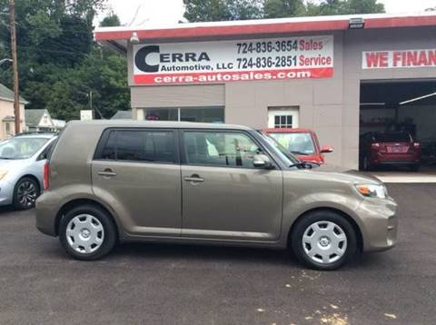 2012 Scion xB for sale at Cerra Automotive LLC in Greensburg PA