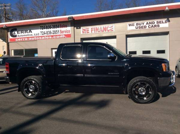 2012 GMC Sierra 1500 for sale at Cerra Automotive LLC in Greensburg PA