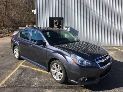 2013 Subaru Legacy for sale at Cerra Automotive in Greensburg PA