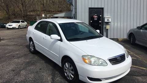 2006 Toyota Corolla for sale at Cerra Automotive in Greensburg PA