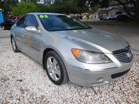 2005 Acura RL for sale in Orlando, FL