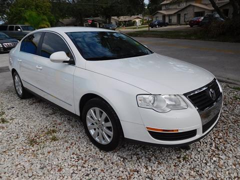 2008 Volkswagen Passat for sale in Orlando, FL