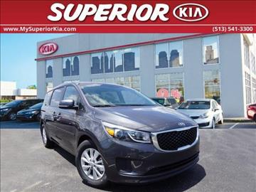 2017 Kia Sedona for sale in Cincinnati, OH