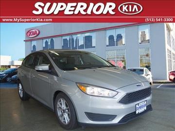2016 Ford Focus for sale in Cincinnati, OH