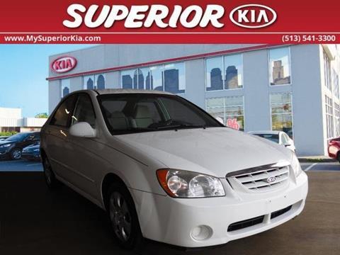 2006 Kia Spectra for sale in Cincinnati, OH
