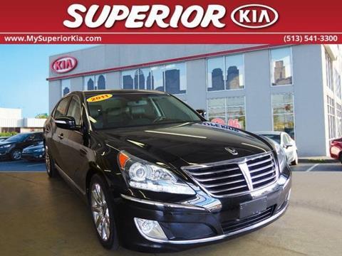 2011 Hyundai Equus for sale in Cincinnati, OH
