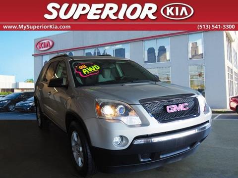 2007 GMC Acadia for sale in Cincinnati, OH