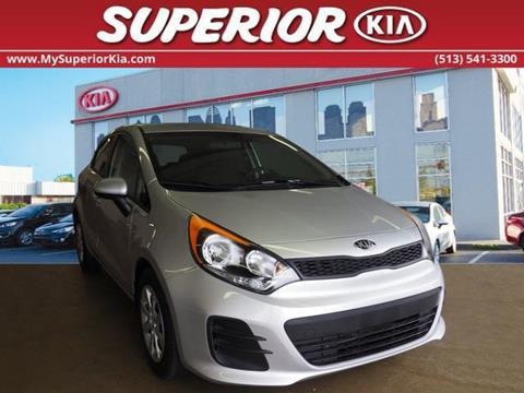 2016 Kia Rio5 for sale in Cincinnati, OH