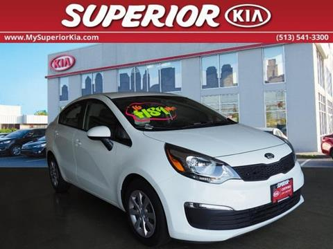 2016 Kia Rio for sale in Cincinnati, OH