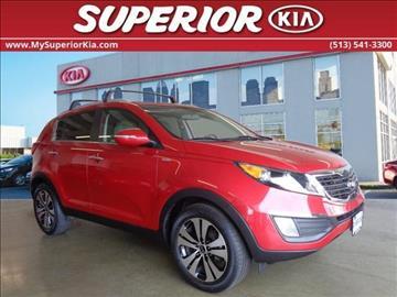 2012 Kia Sportage for sale in Cincinnati, OH