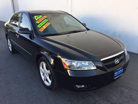 2006 Hyundai Sonata for sale in Sacramento, CA