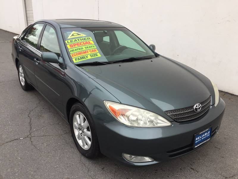 2004 toyota camry xle v6 in sacramento ca reliable auto source. Black Bedroom Furniture Sets. Home Design Ideas