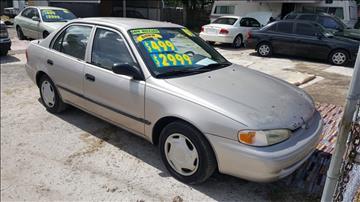2001 Chevrolet Prizm for sale in Lakeland, FL