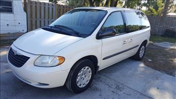 2003 Chrysler Voyager for sale in Lakeland, FL