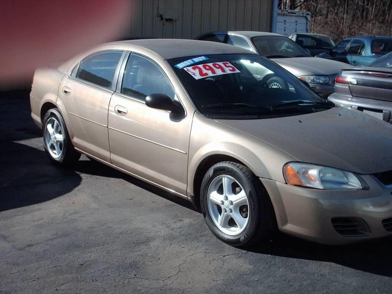 2006 Dodge Stratus for sale at A-1 USED CARS in Pleasant Valley MO
