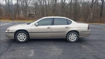 2001 Chevrolet Impala for sale at A-1 USED CARS in Pleasant Valley MO