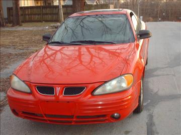 2001 Pontiac Grand Am for sale at A-1 USED CARS in Pleasant Valley MO