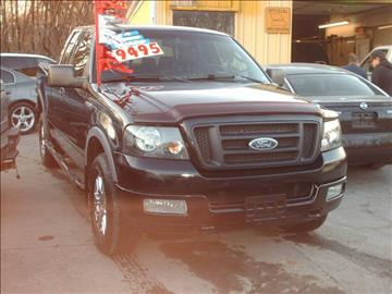 2004 Ford F-150 for sale at A-1 USED CARS in Pleasant Valley MO