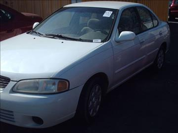 2000 Nissan Sentra for sale at A-1 USED CARS in Pleasant Valley MO