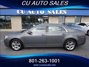2009 Chevrolet Malibu for sale in Salt Lake City, UT