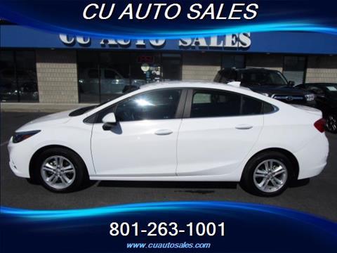 2017 Chevrolet Cruze for sale in Salt Lake City, UT