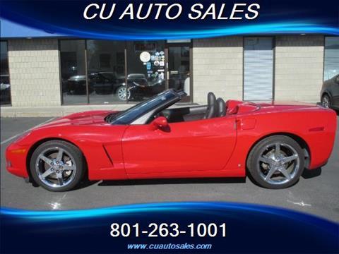 2006 Chevrolet Corvette for sale in Salt Lake City, UT
