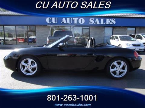 1999 Porsche Boxster for sale in Salt Lake City, UT