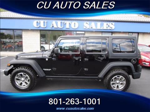 2013 Jeep Wrangler Unlimited for sale in Salt Lake City, UT