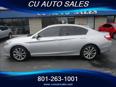 2014 Honda Accord For Sale In Salt Lake City, UT