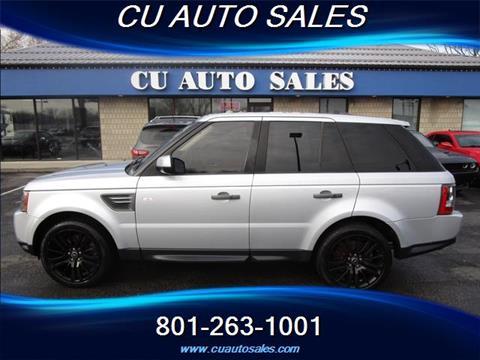 2011 Land Rover Range Rover Sport for sale in Salt Lake City, UT