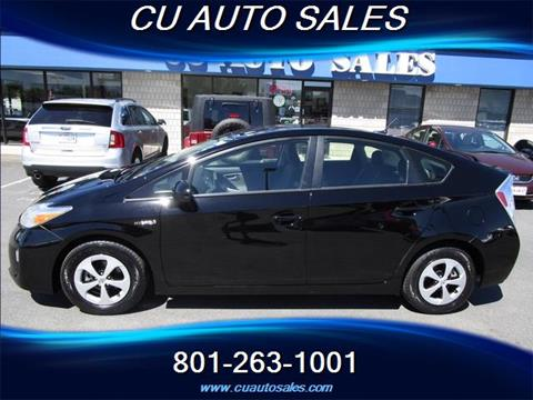 2013 Toyota Prius for sale in Salt Lake City, UT