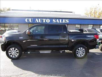 2007 Toyota Tundra for sale in Salt Lake City, UT