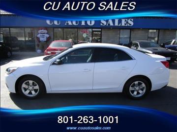 2015 Chevrolet Malibu for sale in Salt Lake City, UT