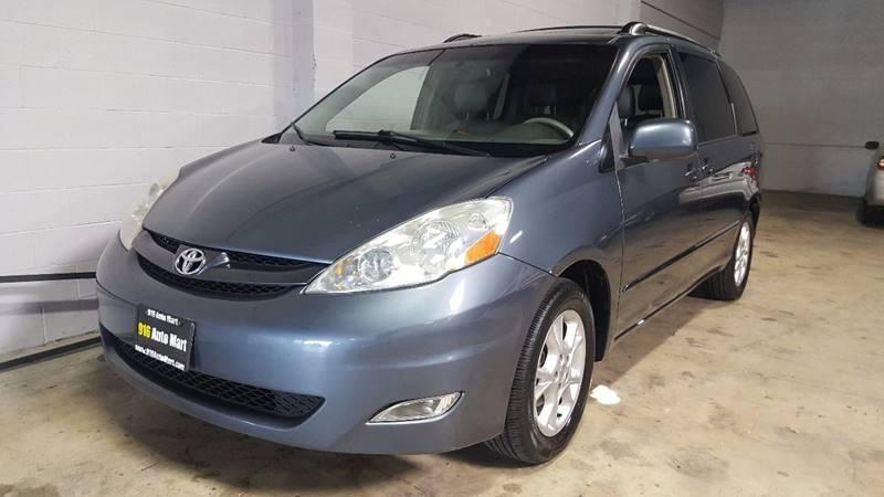 Toyota Sienna XLE Limited Passenger In Sacramento CA - 2006 sienna