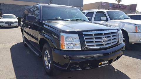 2005 Cadillac Escalade ESV for sale in Sacramento, CA