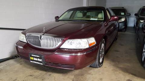 2006 Lincoln Town Car for sale in Sacramento, CA