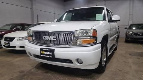 2003 GMC Yukon for sale in Sacramento, CA