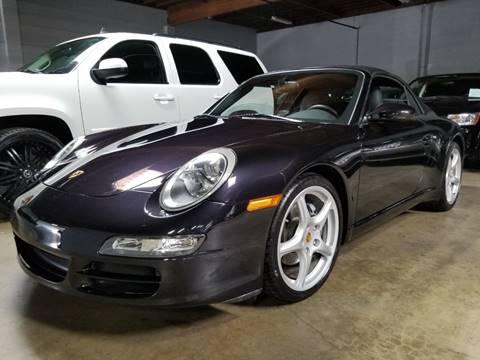 2007 Porsche 911 for sale in Sacramento, CA